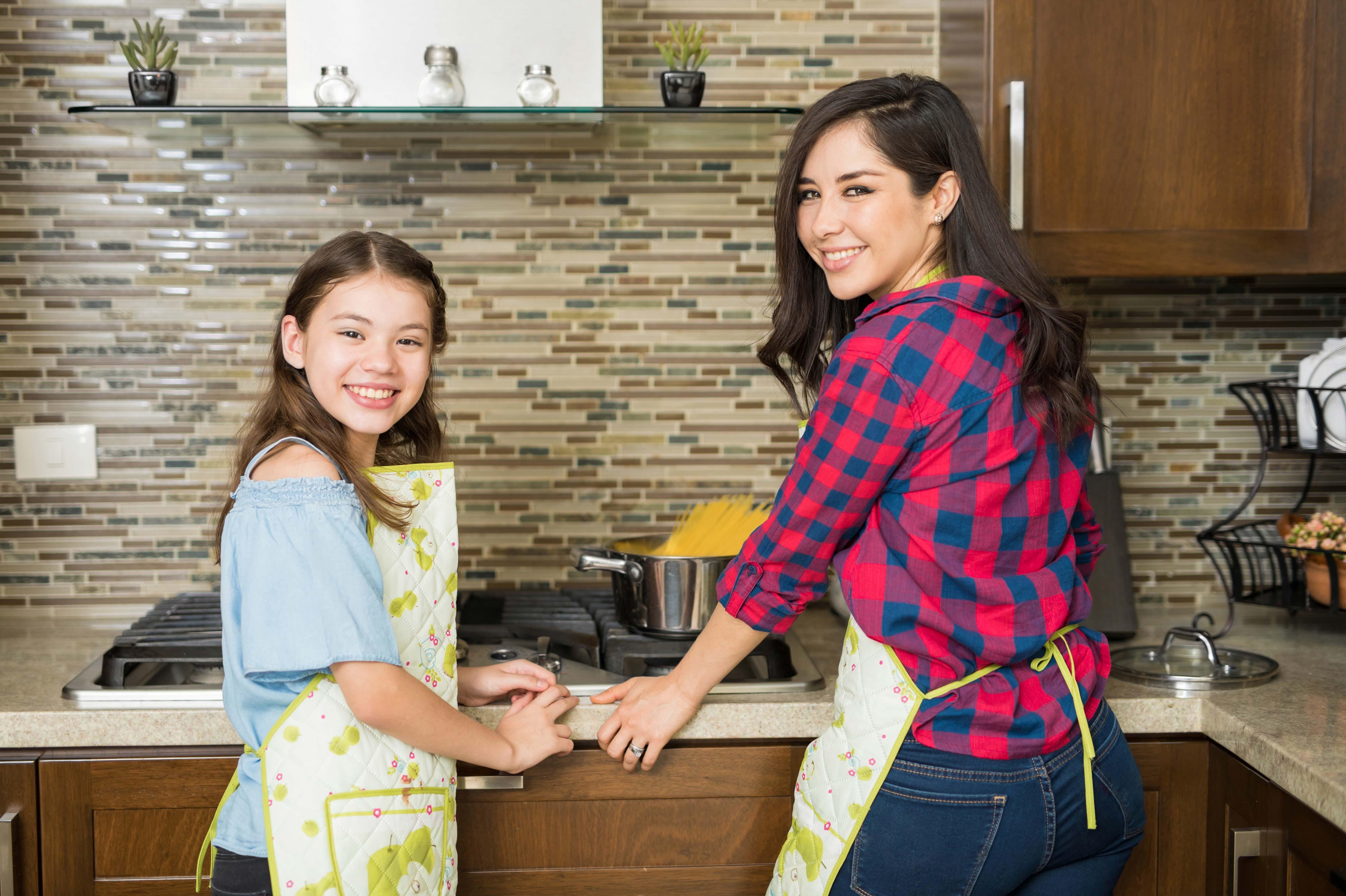 Cocinar en familia: una estrategia para educar en valores